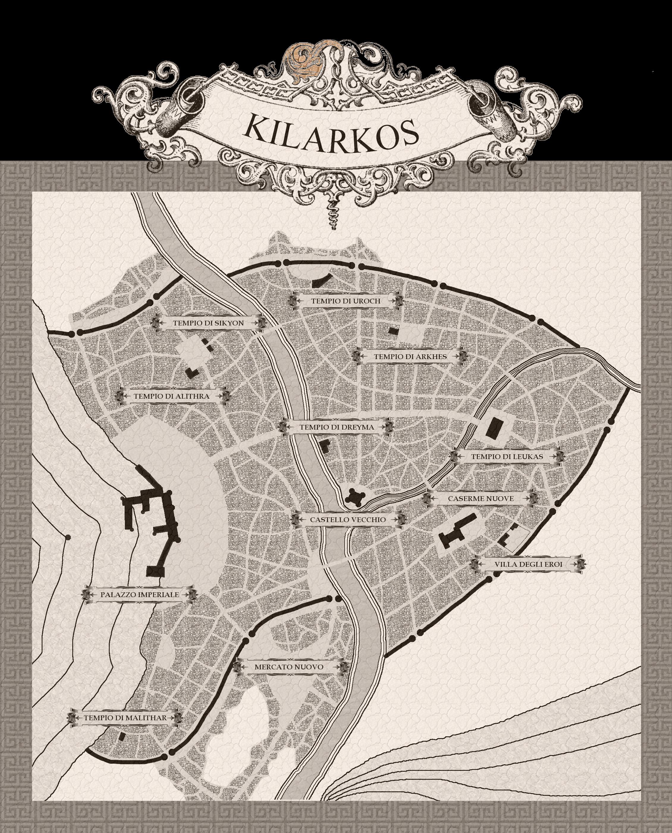 Città di Kilarkos